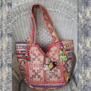 Banjara Boho Hippie Gypsy Bag fair trade handmade